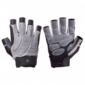 BioForm Glove Black/Gray (Medium) by Harbinger Both