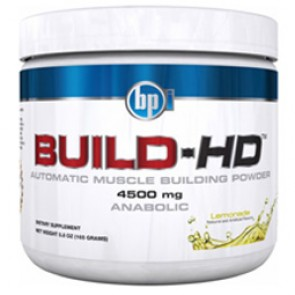 BPI Build-HD Lemonade 30 Servings