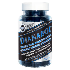Hi-Tech Dianabol 575 mg 90 Tablets