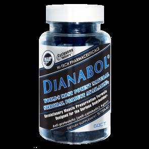 Hi-Tech Dianabol 575 mg 90 Tablets
