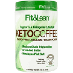 Fit & Lean Keto Coffee 7.93oz