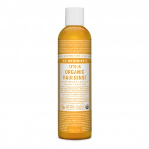 Dr. Bronner's Organic Hair Rinse Citrus 8 fl oz