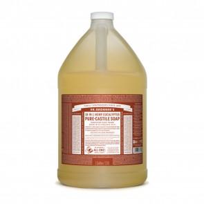 Dr. Bronner's Pure Castile Liquid Organic Soap Eucalyptus 1 Gallon
