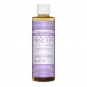 Dr. Bronner's Pure Castile Liquid Organic Soap Lavender 8 oz