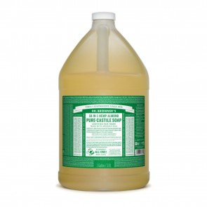 Dr. Bronner's Pure Castile Liquid Soap Almond 1 Gallon