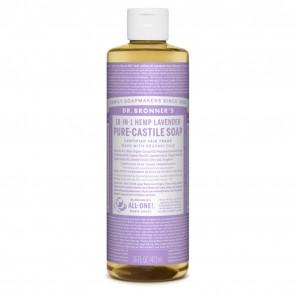 Dr. Bronner's Pure Castile Liquid Soap Lavender 16 oz