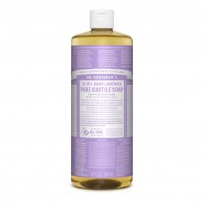 Dr. Bronner's Pure Castile Liquid Soap Lavender 32 oz