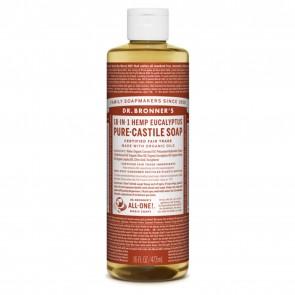 Dr. Bronner's Pure Castile Soap Eucalyptus 16 oz