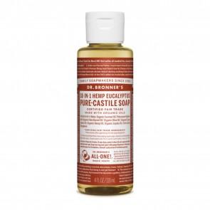 Dr. Bronner's Pure Castile Soap Eucalyptus 4 oz
