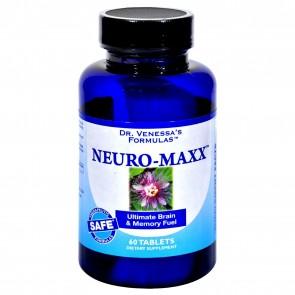 Dr Venessas Neuro Maxx 60 Tablets