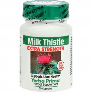 Yerba Prima Milk Thistle Review | Yerba Prima Milk Thistle