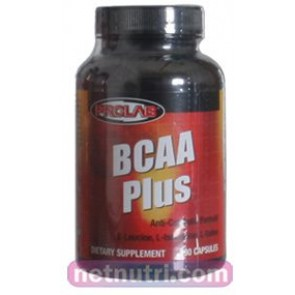 Prolab BCAA Plus 90 Capsules