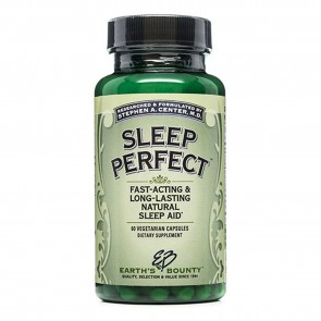 Earths Bounty Sleep Perfect 60 Capsules