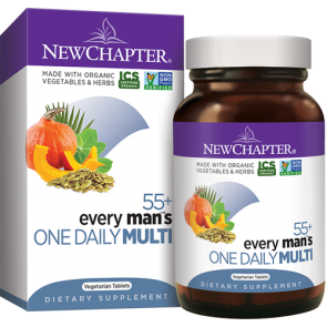 Every Man's One Daily 55+ Multivitamin 48 Tablets