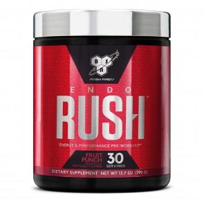BSN EndoRush Pre-Workout Powder Fruit Punch 30 Servings (390 Grams)