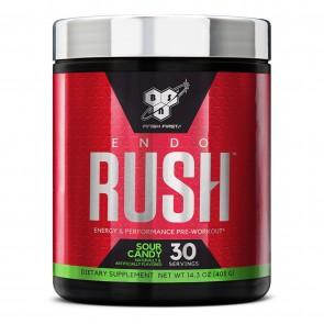 BSN EndoRush Pre-Workout Powder Sour Candy 30 Servings (390 Grams)