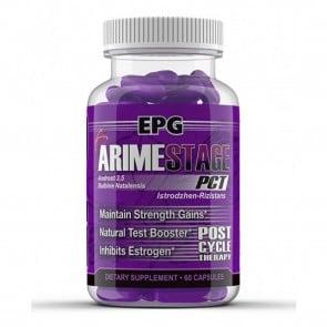 EPG ArimeStage PCT | ArimeStage PCT