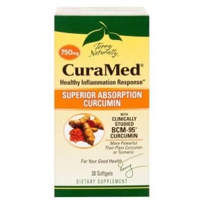Terry Naturally CuraMed 750 mg | CuraMed 750 mg