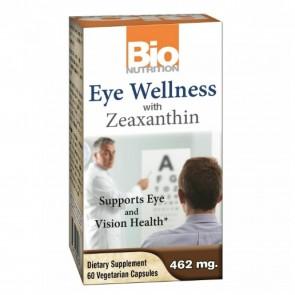 Eye Wellness with Zeaxanthin 60 Vegetarian Capsules by Bio Nutrition
