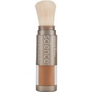Loose Mineral Foundation Brush SPF 20 Deep Mocha | SPF 20 Deep Mocha