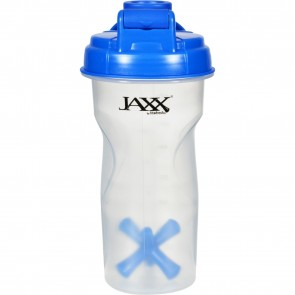 Fit and Fresh Jaxx Shaker - 28 oz Blue