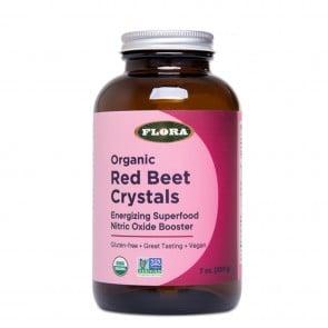 Flora Organic Red Beet Crystals 7oz