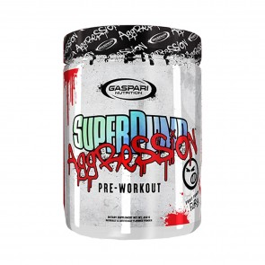 Superpump Aggression Fruit Punch Fury