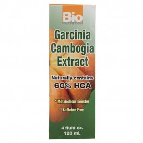 Bio Nutrition Garcinia Cambogia Extract 4 fl oz (120 ml)