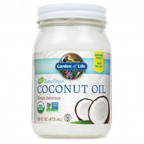 Garden of Life Extra Virgin Coconut Oil 16 fl oz
