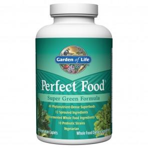 Garden of Life Perfect Food Super Green Formula 300 Vegetarian Caplets