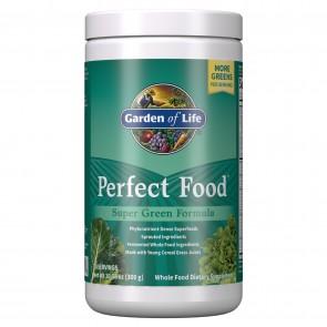 Garden of Life Perfect Food Super Green Formula Powder 10.58 oz.