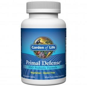 Garden of Life Primal Defense HSO Probiotic Formula 90 Vegan Caplets