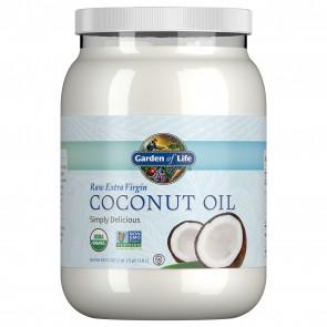 Garden of Life Raw Extra Virgin Coconut Oil 56 fl oz