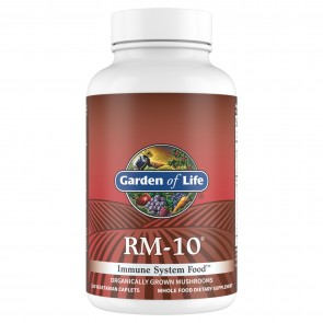 Garden of Life RM-10 120 Vegetarian Caplets