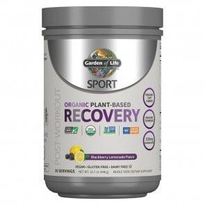 Garden of Life Sport Organic Plant-Based Recovery Blackberry Lemonade 15.7oz