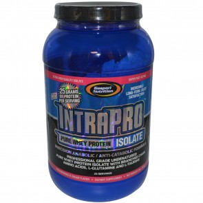 Gaspari Nutrition IntraPro Strawberry & Cream 2 lbs