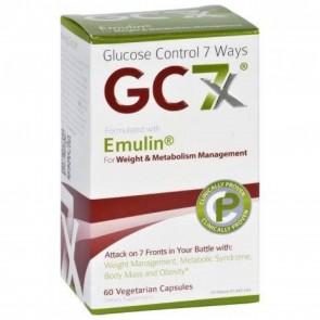 GC7x® featuring Emulin® - 60 Vegetarian Capsules