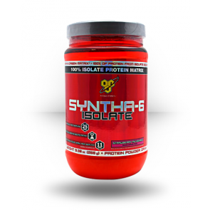 Syntha-6 Isolate 7 Serv. Strawberry by BSN