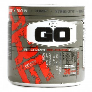 EXT GO Pre Training Fruit Punch 5.29 oz