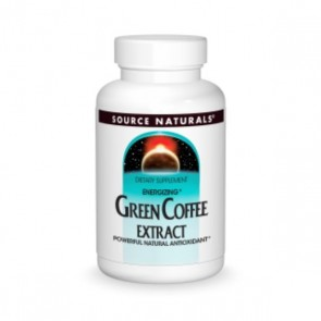 Source Naturals Green Coffee Extract 1g 60 Tablets