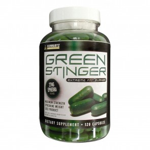 green stinger pills ephedra by Schwartz Pharmaceuticals