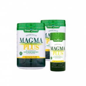 Green Foods Magma Plus | Magma Plus Reviews