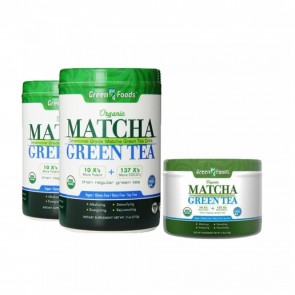 Green Foods Matcha Green Tea | Matcha Green Tea