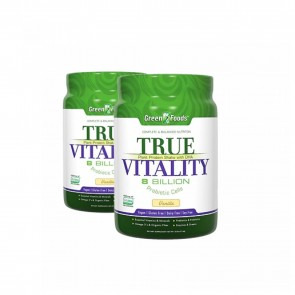 True Vitality | Green Foods True Vitality