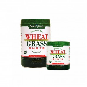Green Foods Wheat Grass Shots | Where to buy wheatgrass shots