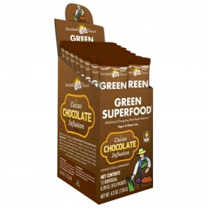 Green SuperFood Chocolate | Green SuperFood