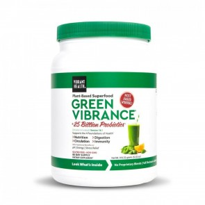 Vibrant Health Green Vibrance Version 16.0 +25 Billion Probiotics (916.32 Grams)