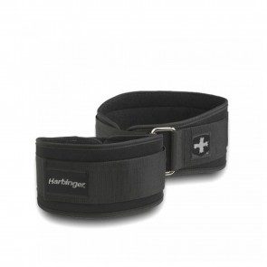 Foam Core Belt Harbinger Nylon Black
