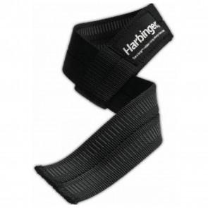Harbinger Big Grip Lifting Strap Black 21.5 Inches
