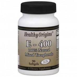 Healthy Origins - Vitamin E 400 IU - 90 Softgels